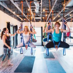Intro to Aerial Weightless Yoga